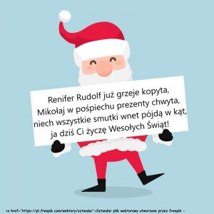 Mikołaj zżyczeniami