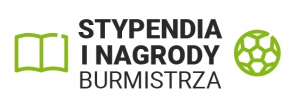 Grafika stypendia i nagrody burmistrza miasta Mikołów